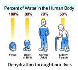 Body water level